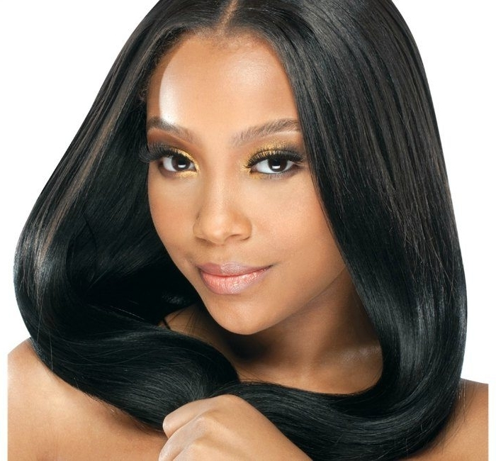 How To Prepare Your Natural Hair For Braids And Sew In Extensions Inside Most Current Cornrows And Sew Hairstyles (View 10 of 15)