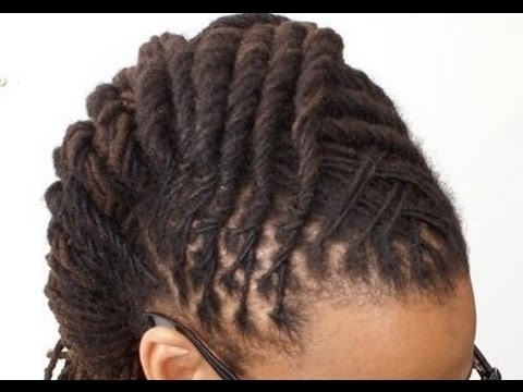 How To Treat Dread Hairstyles For Men? | Crea Tivas In 2018 Braided Dreads Hairstyles For Women (View 15 of 15)