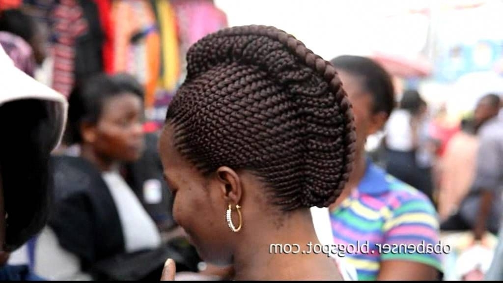 Top 15 Of Zambian Braided Hairstyles