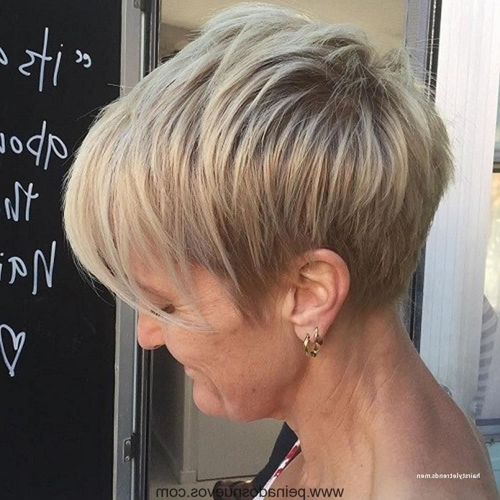 Inspirational Short Wedge Haircuts • Hairstyletrends With Regard To Most Up To Date Pixie Wedge Haircuts (View 8 of 15)