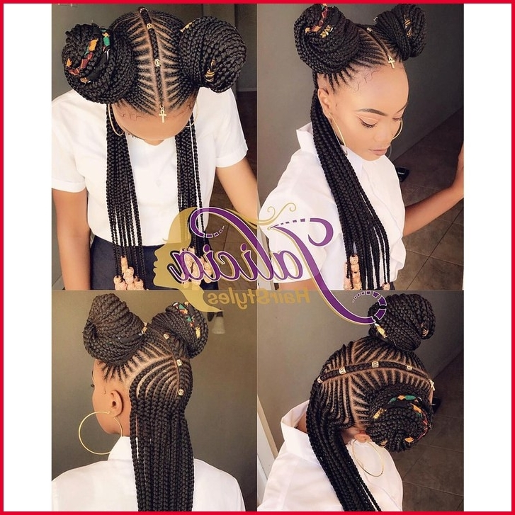 Jalicia Hairstyles 151942 25 Best Black Braided Hairstyles To Try In inside Most Recent Jalicia Cornrows Hairstyles