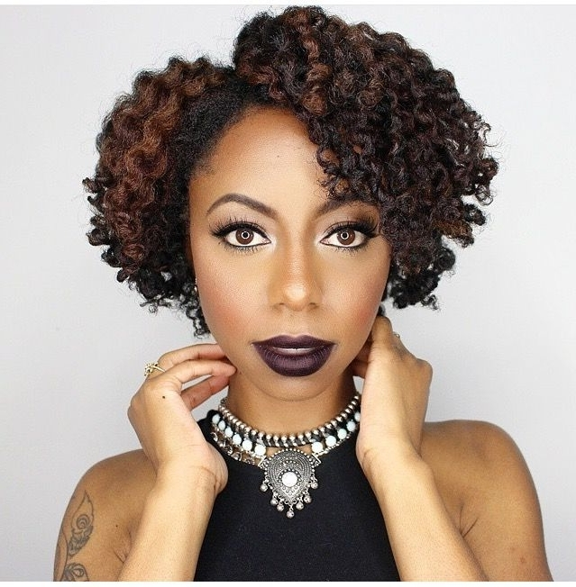 Jfashiongirl87 || Flat Twist Out (View 12 of 15)