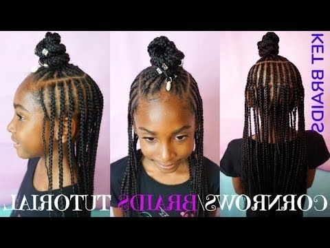 View Photos Of Classic Fulani Braids With Massive Ivory Beads
