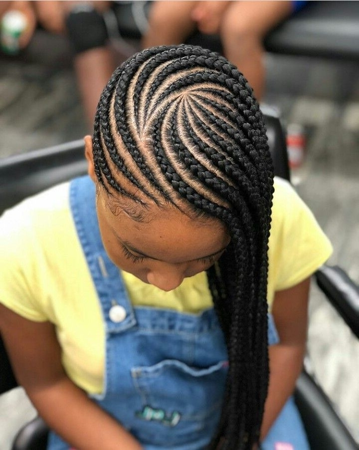 Lemonade Braids Done Perfectly | Black Braided Hairstyles | Pinterest Intended For Recent Lemonade Braided Hairstyles (View 13 of 15)