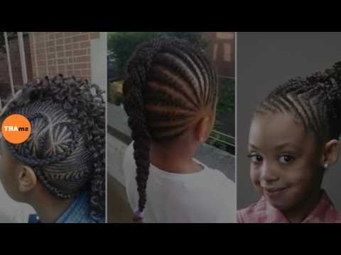 Little Girl Cornrow Hairstyles – Longwearing Cornrow Hairstyles For Within Most Popular Cornrow Hairstyles For Little Girl (View 13 of 15)