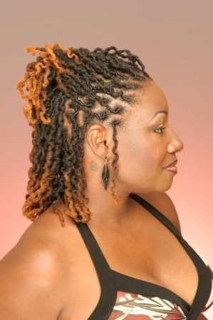 Loc Hairstyles | Black Women Natural Hairstyles | Dreadlocks In Most Current Braided Cornrows Loc Hairstyles For Women (View 11 of 15)