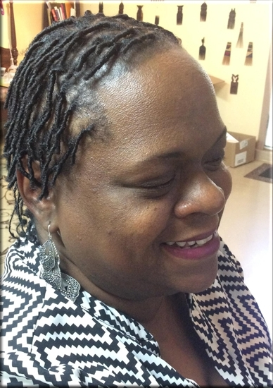 Locs! – Davette's Natural Comb Free Hairstyles Pertaining To Most Recent Dreadlock Cornrows Hairstyles (View 7 of 15)