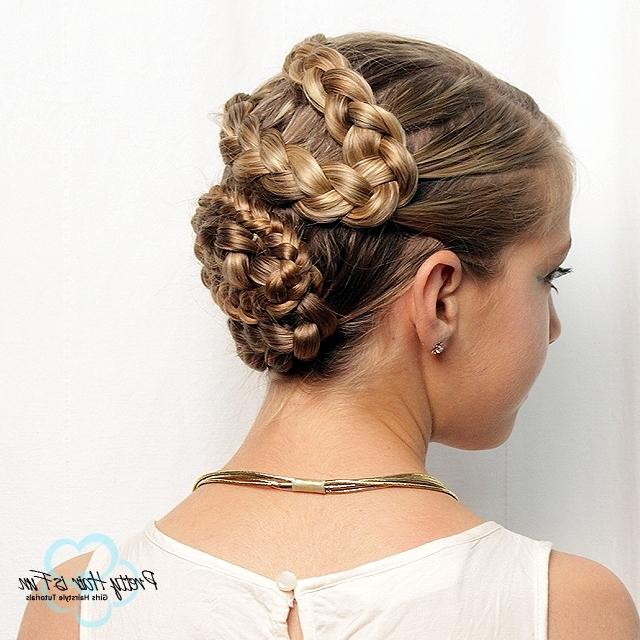 Medusa Snake Braid – Pretty Hair Is Fun – Pretty Hair Is Fun – Girls With Recent Snake Braids Hairstyles (View 11 of 15)