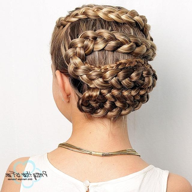 Medusa Snake Braid – Pretty Hair Is Fun – Pretty Hair Is Fun – Girls Within Most Recently Snake Braids Hairstyles (View 2 of 15)