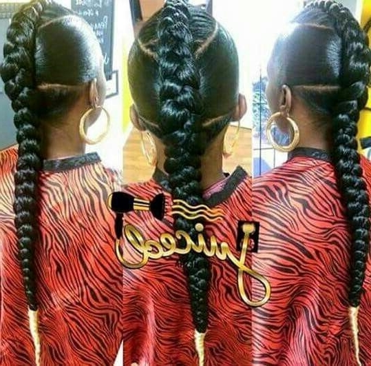 Mohawk French Braid | Awesome Hair!!! | Pinterest | French Braid Inside Latest Mohawk French Braid Hairstyles (View 10 of 15)