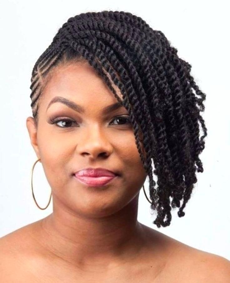 Natural Hair Braided Hairstyles Unique Goddess Braids Hairstyles With Regard To Most Current Braided Hairstyles On Natural Hair (View 6 of 15)