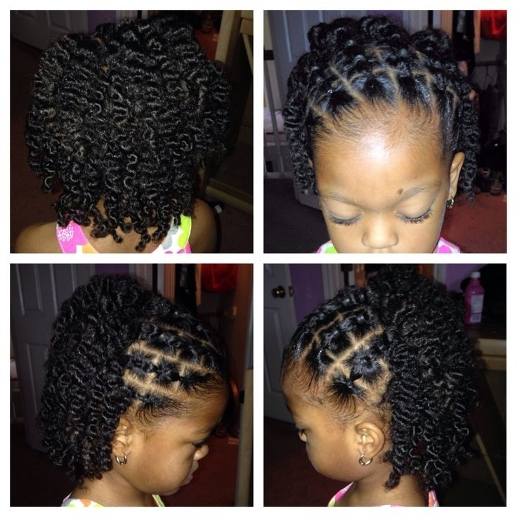 New Black Cornrow And Twist Hairstyles 2015 For Graduation For Most Recently Cornrow Hairstyles For Graduation (View 3 of 15)
