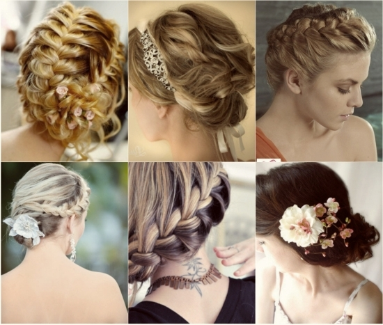 Newest Braid Hairstyles For Your Wedding Day – Vpfashion Within Most Up To Date Braided Vintage Hairstyles (View 14 of 15)