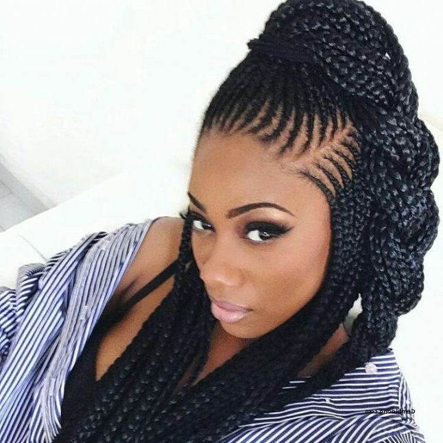 Nigerian Cornrow Hairstyles Luxury Gorgeous Ways To Style Your Within Most Up To Date Nigerian Cornrows Hairstyles (View 6 of 15)