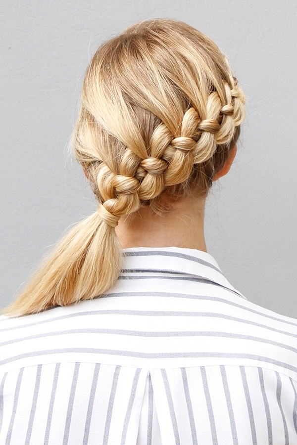 Our Best Braided Hairstyles For Long Hair   Fitness Magazine With Regard To 2018 Long Braided Hairstyles (View 7 of 15)
