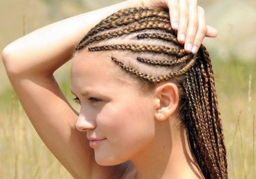 Overwhelming Cornrow Hairstyles | Medium Hair Styles Ideas – 7566 With Latest Cornrows Hairstyles For White Girl (View 6 of 15)