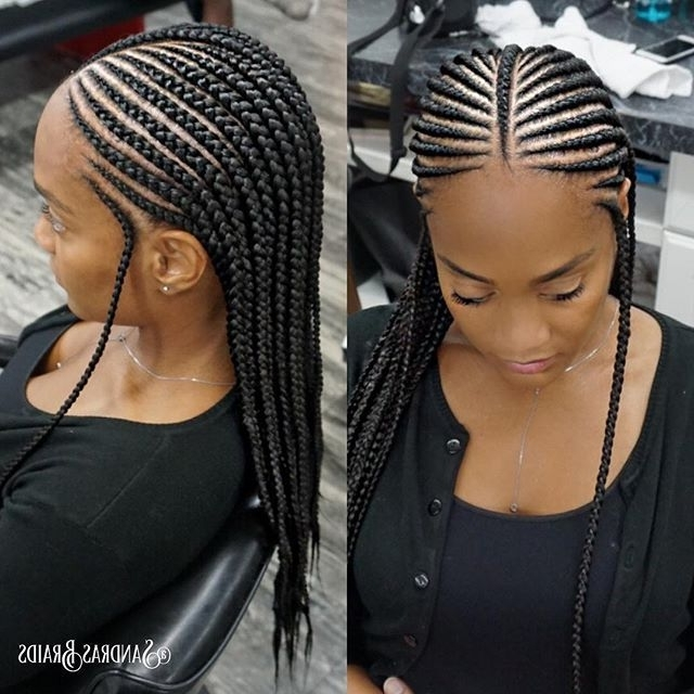 Featured Photo of Braided Hairstyles For Vacation