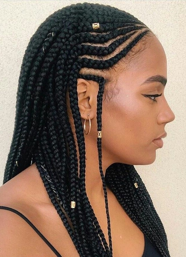 Pictures Of Cornrow Braids Hairstyles Braids Hairstyles For Adults Inside Most Popular Cornrows Hairstyles For Adults (View 2 of 15)