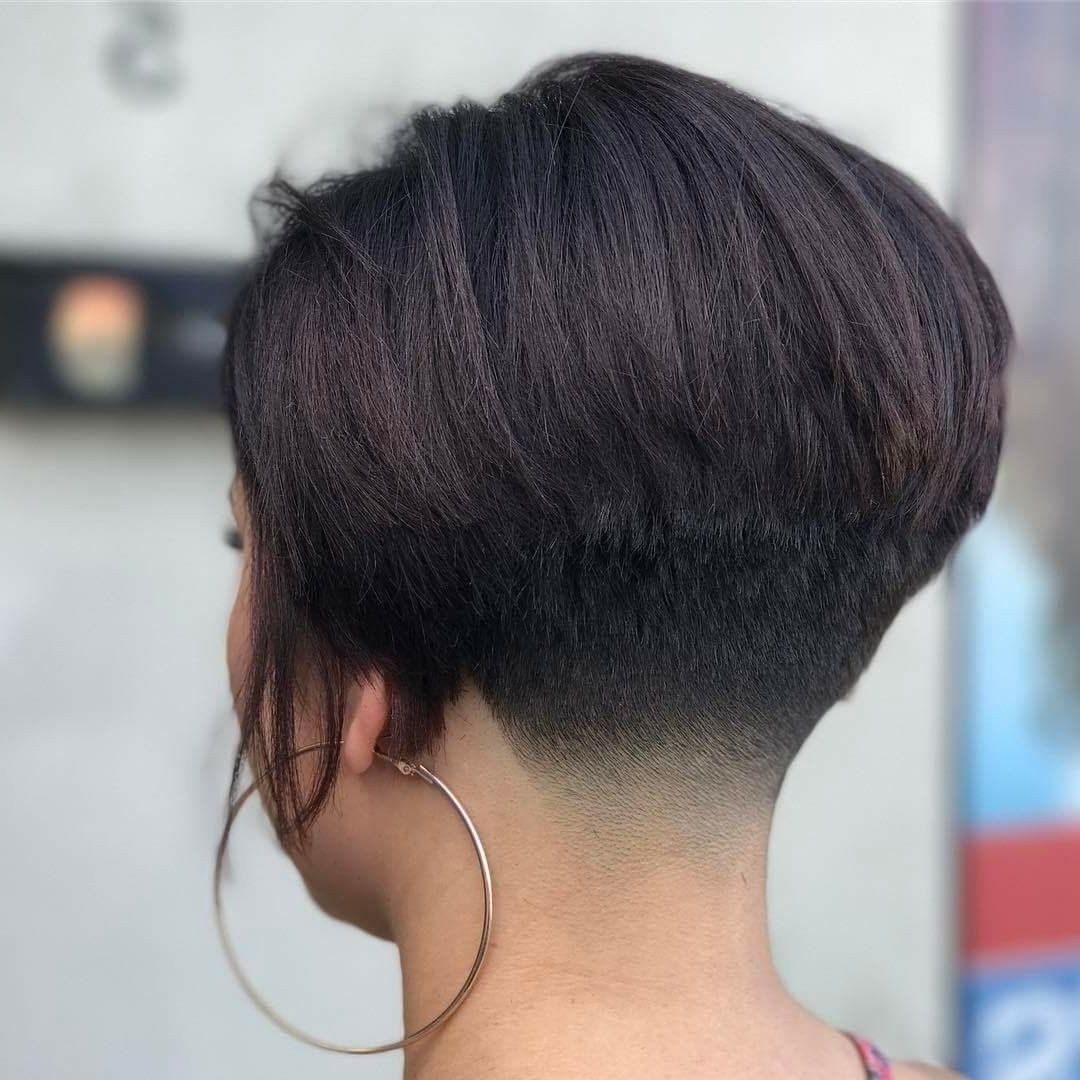 Pintiffiany Mcclurg On Hair | Pinterest | Undercut, Short With Most Current Pixie Wedge Haircuts (View 11 of 15)