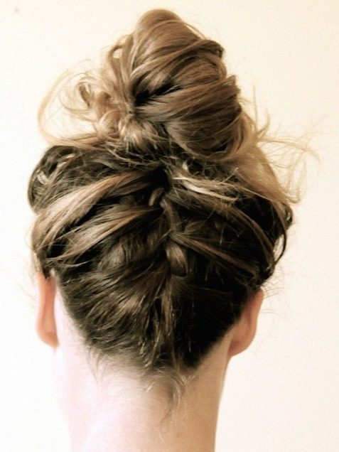 Prom Braided Hairstyles, Updos – Popular Haircuts In Best And Newest Prom Braided Hairstyles (View 12 of 15)