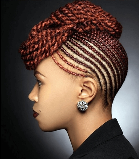 Protective Styling: Tips, Tricks, And Benefits | Braids For Black With Regard To Most Recent Elegant Cornrows Hairstyles (View 13 of 15)