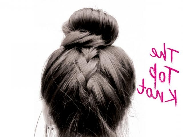 Quick And Easy Post Gym Plait And Braid Hairstyles – Women's Health Intended For Most Recent Braided Gym Hairstyles For Women (Gallery 10 of 15)