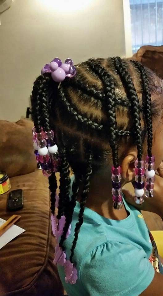 Quick Braid Style | Hairstyle Ideas For Lily | Pinterest | Quick Inside Most Popular Quick Braided Hairstyles For Medium Hair (Gallery 15 of 15)