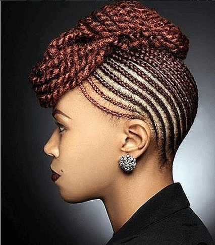 Quick Braided Hairstyles For Natural Hair Awesome Best 25 Quick For Most Recent Quick Braided Hairstyles For Natural Hair (Gallery 12 of 15)