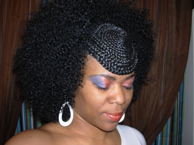 Featured Photo of Cornrows And Sew Hairstyles