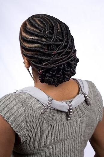 Salon Styles: In Love With Locs | Pinterest | Locs, Hair Regimen And Pertaining To Current Braids Hairstyles With Curves (View 10 of 15)