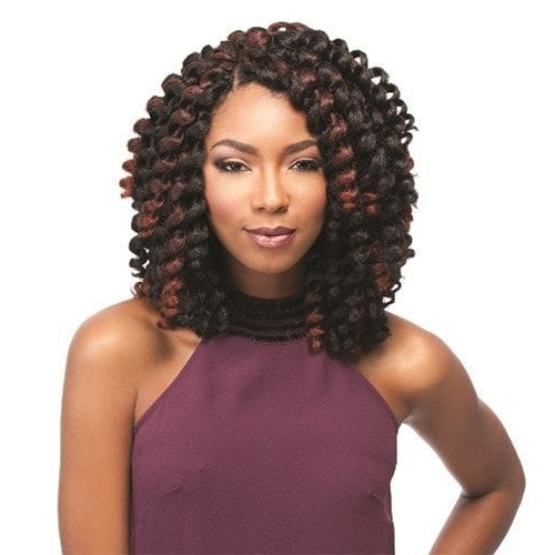 Sensationnel African Collection Crochet Braid – Jamaican Bounce 26 Within Most Up To Date Jamaican Braided Hairstyles (View 9 of 15)