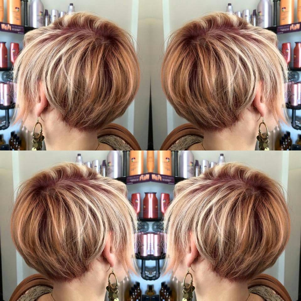 Short Pixie Bob Haircuts Within Best And Newest Pixie Bob Haircuts (View 6 of 15)
