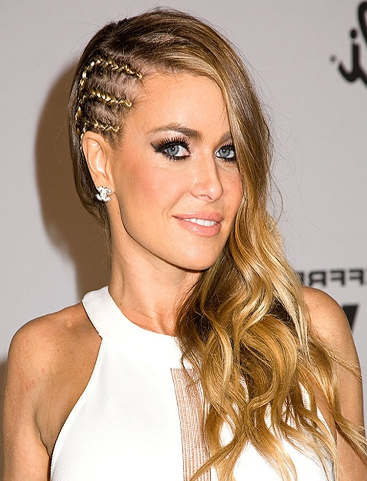 Side Braids Hairstyles 100 Side Braid Hairstyles For Long Hair For Throughout Most Current Braided Hairstyles To The Side (View 8 of 15)