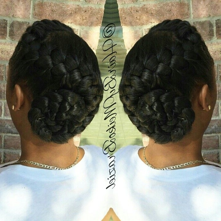 Silver Hair Ideas Toward Updo Goddess Braids – Oceasana With Regard To Most Recently Braided Goddess Updo Hairstyles (View 10 of 15)