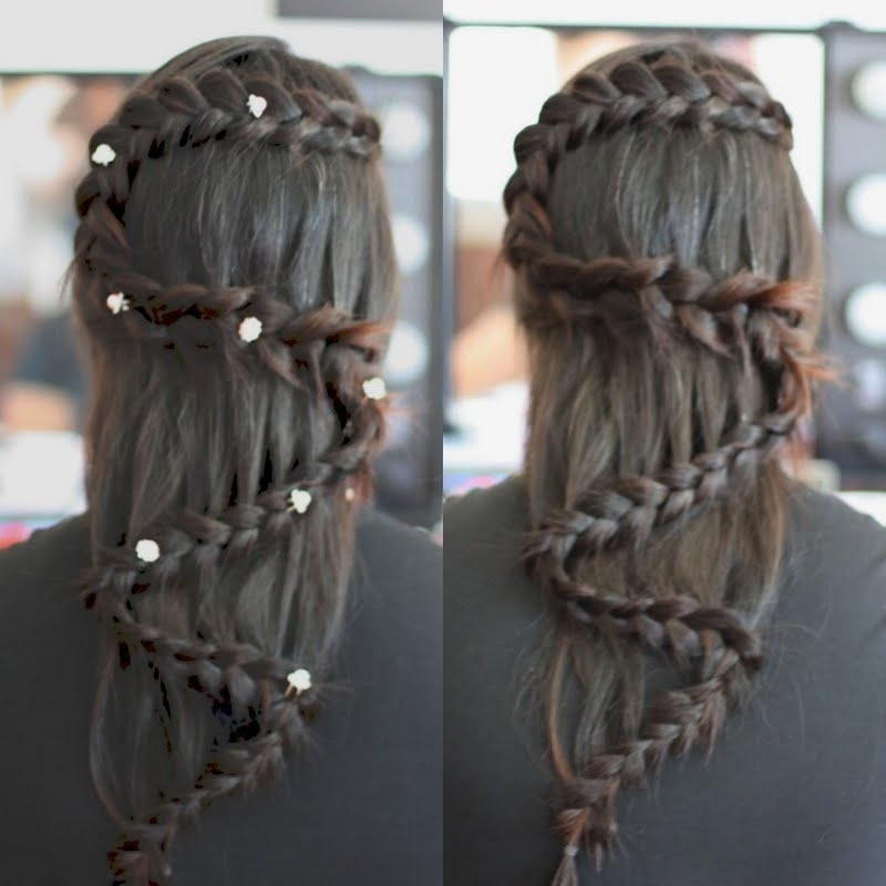Snake Braidlilian Y   Preen For Recent Snake Braids Hairstyles (View 6 of 15)