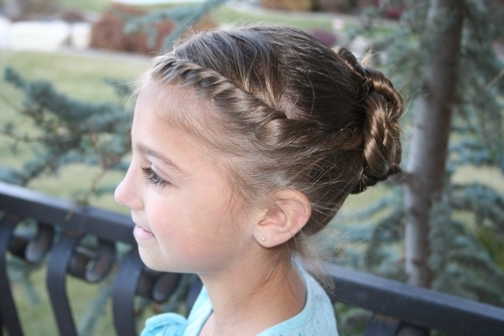 Spiral Twists | Updo Hairstyles | Cute Girls Hairstyles Pertaining To Recent Spirals Rolled Braided Updo (View 7 of 15)