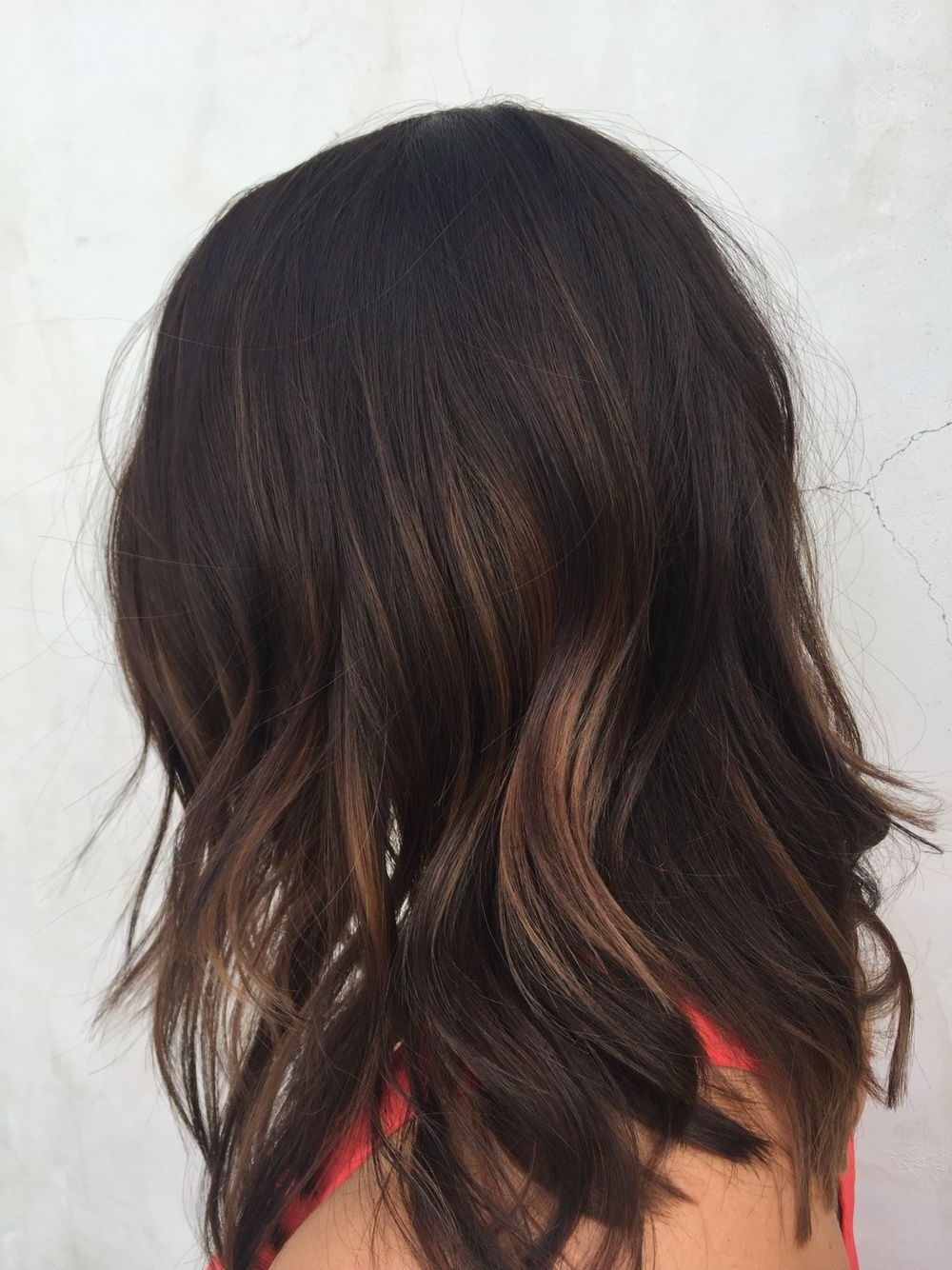 Subtle Balayage /soft Interior Layering | Beauty Dept | Pinterest Pertaining To Newest Piece Y Haircuts With Subtle Balayage (View 8 of 15)