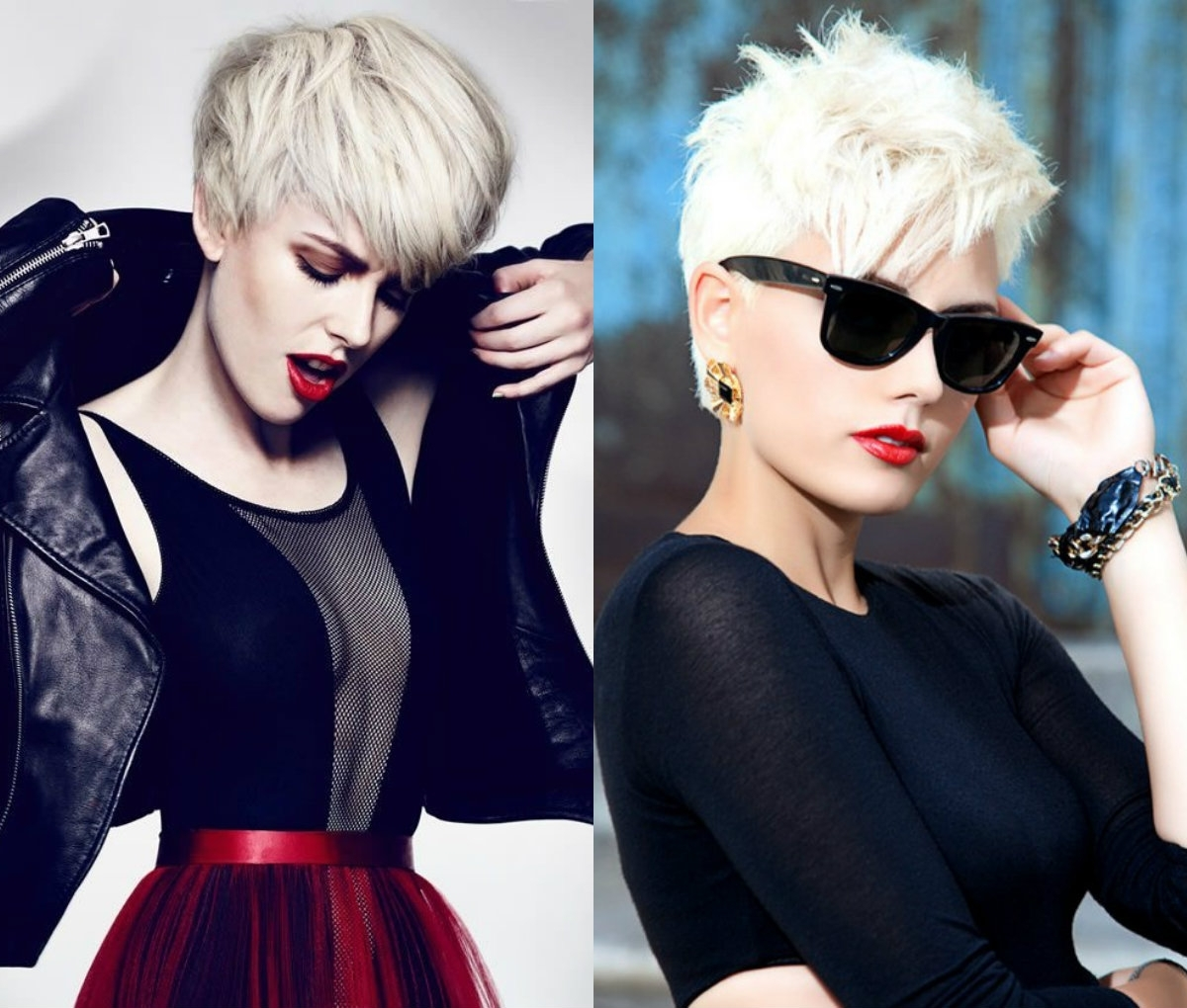 Super Extravagant Pixie Haircuts For Short Hair Lovers | Hairstyles Throughout Current Bleach Blonde Pixie Haircuts (View 15 of 15)