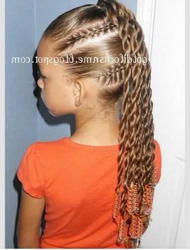 The 17 Best Hairstyles For Mya Images On Pinterest   Plait, For Kids For Most Up To Date Easy Cornrows Hairstyles (View 12 of 15)