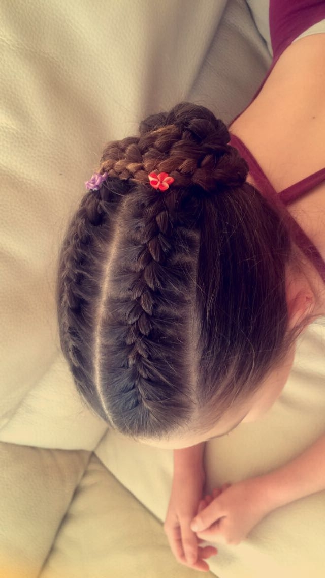 The 88 Best Ballet Images On Pinterest   Ballet, Hairstyle Ideas And Throughout Most Popular Braided Hairstyles For Dance (View 13 of 15)