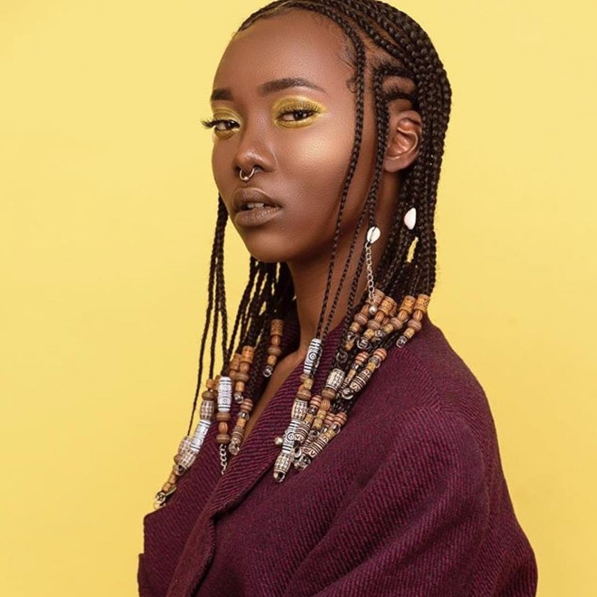 The Best Hair Braiding Accounts To Follow On Instagram For Major For Most Up To Date Intricate Boxer Braids Hairstyles (View 11 of 15)