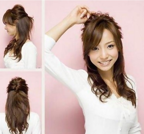 The Top 10 Best Japanese Hairstyles That You Need To Try Out Throughout 2018 Japanese Braided Hairstyles (View 9 of 15)