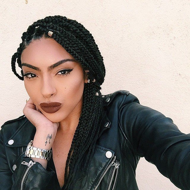 The Ultimate Guide To Summer Braids For Black Girls | Braids Intended For Most Current Braided Hairstyles For Summer (View 14 of 15)