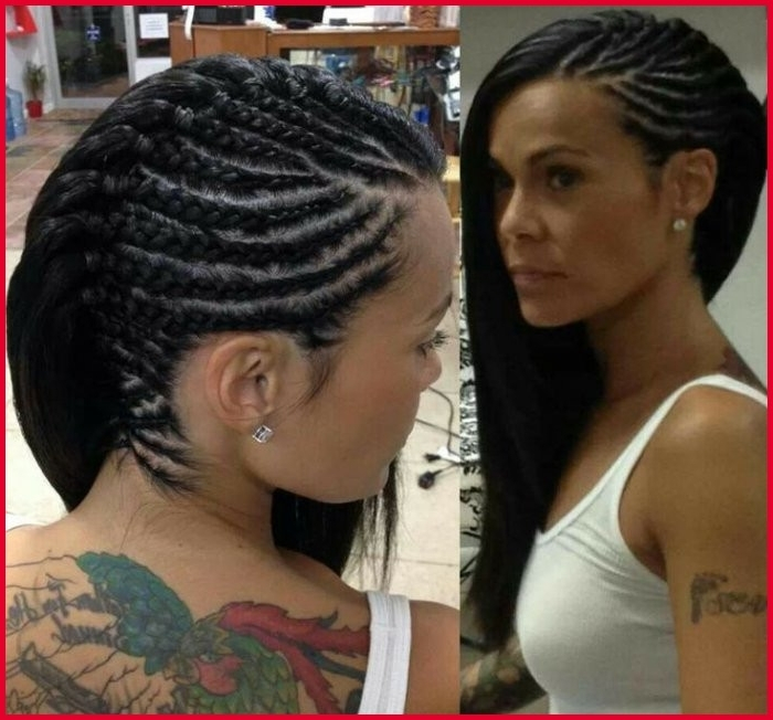 Thick Cornrows Hairstyles 87037 Black Braided Hairstyles 2018 – Big Intended For Newest Thick Cornrows Hairstyles (View 7 of 15)