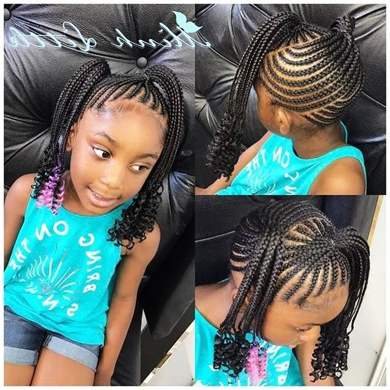 Toddler Braided Hairstyles With Beads | Hairstyles & Haircuts For For Best And Newest Braided Hairstyles With Beads (View 3 of 15)
