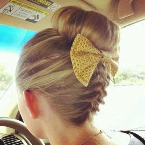 Top 33 Romantic Braided Hairstyles – Summer Braids | Summer Braids Within Newest Braided Hairstyles For Dance Recitals (View 13 of 15)