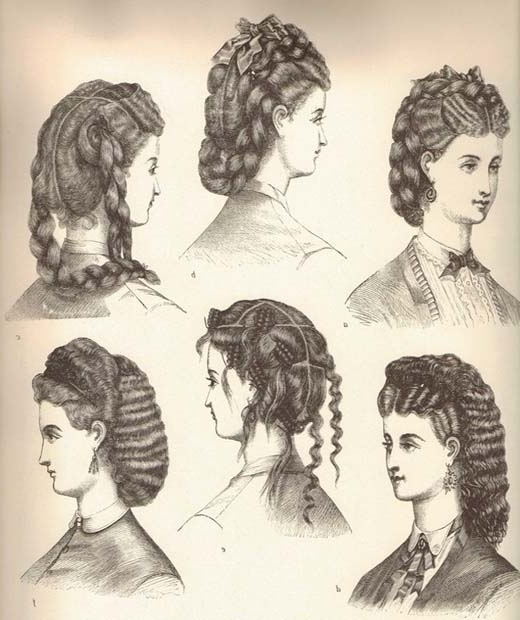 Traditional Victorian Hairstyles Within Latest Braided Victorian Hairstyles (View 8 of 15)