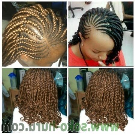 Trending Hairstyles In Kenya 2018 / Latest Hairstyles In Kenya 2018 With Regard To Most Current Kenyan Braided Hairstyles (View 15 of 15)