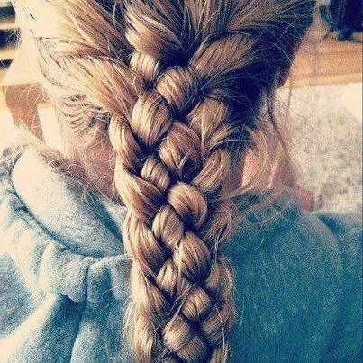 Triple Plait | Hairstyles How To Throughout Latest Triple The Braids Hairstyles (View 15 of 15)