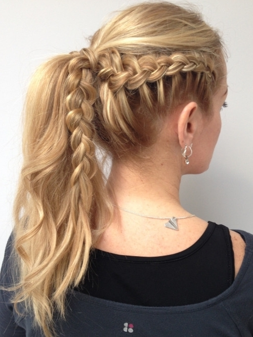 Try Braids For Your Run – Hair Tips That Runners Should Swear By… Within Current Braided Hairstyles For Runners (View 7 of 15)
